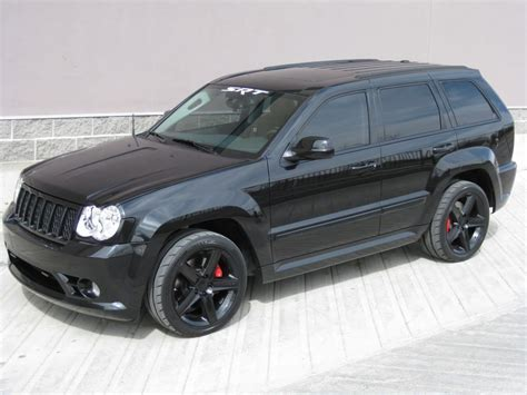 Jeep Grand Cherokee Srt8 Blacked Out