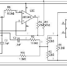 Schematic Diagram Emg Instrumentation Circuit