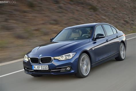 Modifikasi Bmw 3 Series Sedan by 2015 Bmw 3 Series Facelift Exterior And Interior Changes