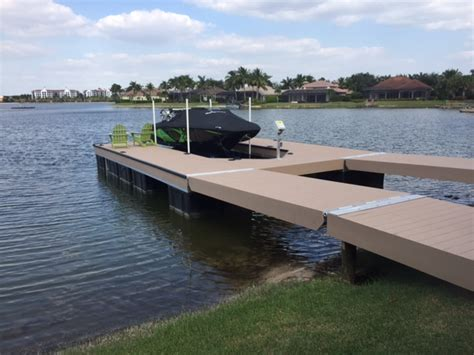 Golden Boat Lifts For Sale by Floating Dock Lifts Golden Boat Lifts