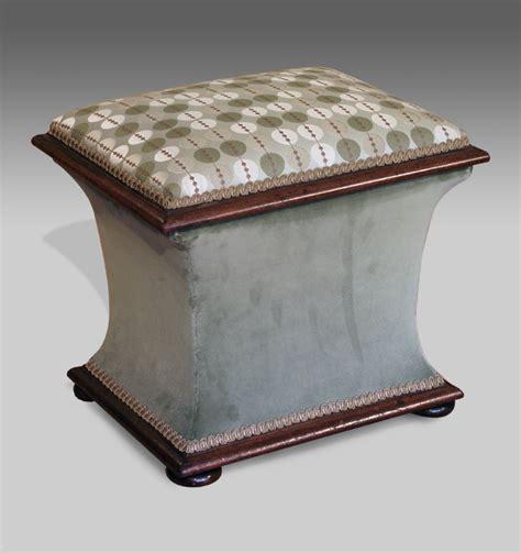 antique ottomans for antique ottoman ottoman box vicotian ottoman 19th 4120