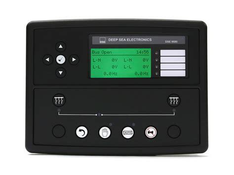 dse  synchronising generator bus tie control module deep sea electronics   genset