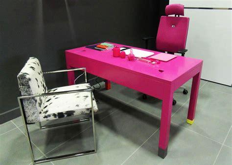 le bureau design en couleurs co pied mobilier les pieds