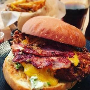 Edmond Pure Burger : edmond pure burger victor hugo bordeaux restaurant avis ~ Melissatoandfro.com Idées de Décoration