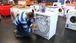 Siemens Waschmaschine Schlüssel : elektro b markt die transportsicherung einer siemens waschmaschine youtube ~ Watch28wear.com Haus und Dekorationen