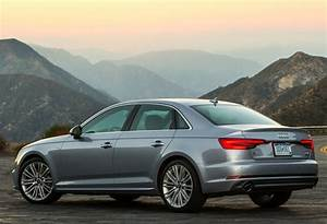 2017 Audi A4 2 0 Tfsi Quattro Now Available With Manual