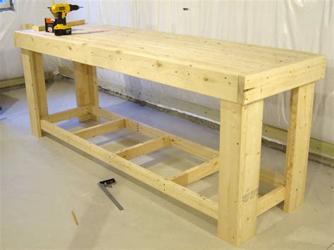 woodworking bench easy diy woodworking projects step