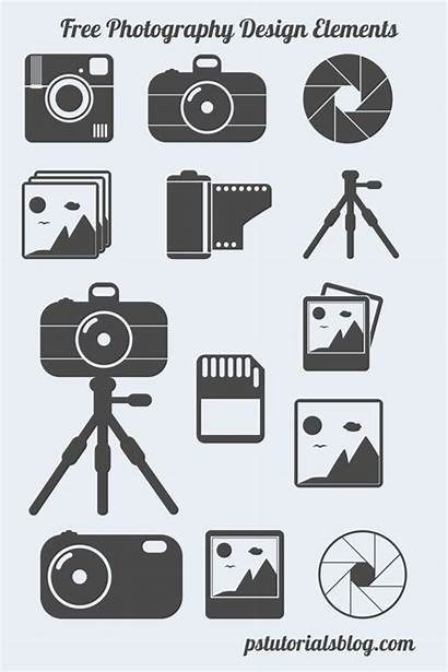 Shapes Custom Icons Photoshop Camera Elements Themed