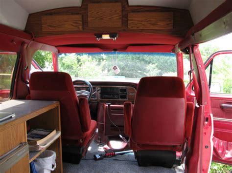 ford  super club wagon xlt amazing van