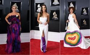 Grammys 2018 Worst Dressed Celebs Rihanna To Alicia Keys