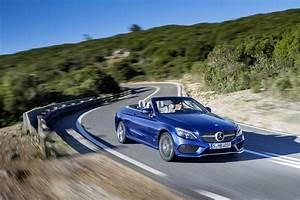 Mercedes Classe C Cabriolet Occasion : mercedes classe c cabrio 2016 photos et infos officielles l 39 argus ~ Gottalentnigeria.com Avis de Voitures