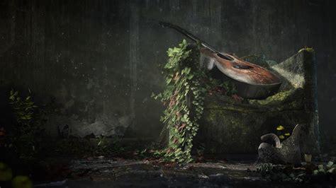 The Last Of Us Animated Wallpaper - last of us part 2 menu fanart dynamic wallpaper