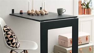 Table Pliable Murale : fabriquer une table polyvalente design avec bosch ~ Preciouscoupons.com Idées de Décoration