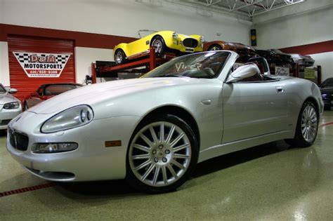 2002 Maserati Spyder Cambiocorsa Stock # M4182 For Sale
