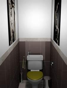 décoration faience wc