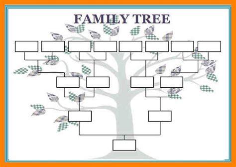 family tree templates ideas  pinterest family