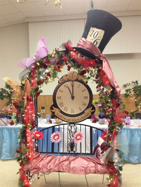 alice and wonderland table decorations alice in wonderland oversized mad hatter hat the actual