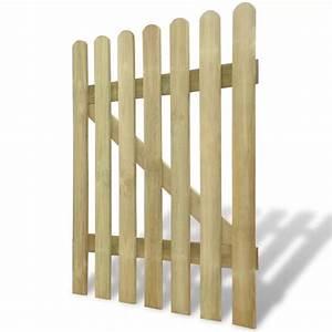 Portillon Bois Jardin : la boutique en ligne portillon de jardin en bois 100 x 120 cm ~ Preciouscoupons.com Idées de Décoration