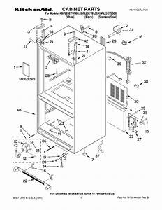 Kitchenaid Superba  Kitchenaid Superba Ice Maker Parts Diagram