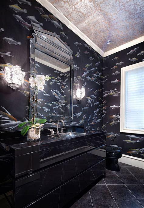 bathroom remodel ideas 15 bold and beautiful black bathroom design ideas