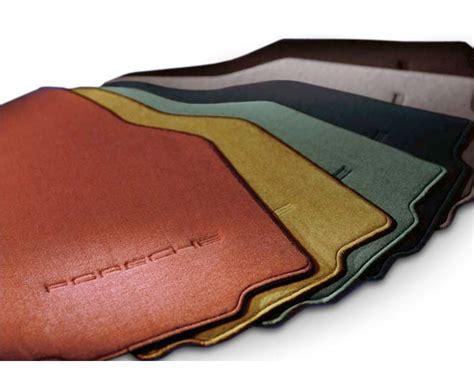 porsche cayenne floor mats oem porsche oem parts genuine factory parts accessories