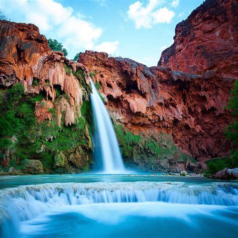 Supai Supai Arizona Havasu Falls Arizona