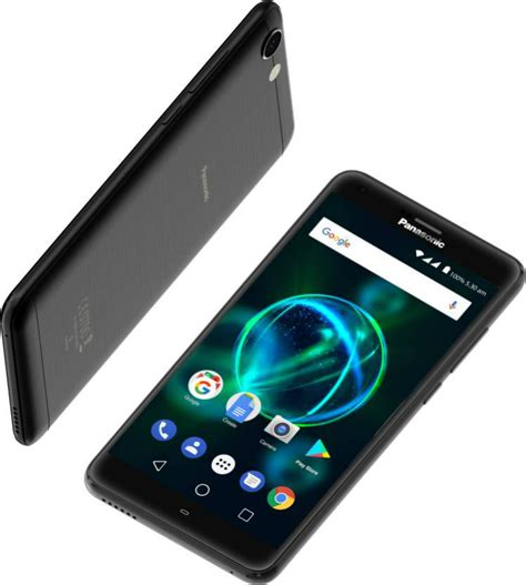 panasonic p55 max with 5000mah battery android 7 0 nougat launched techook