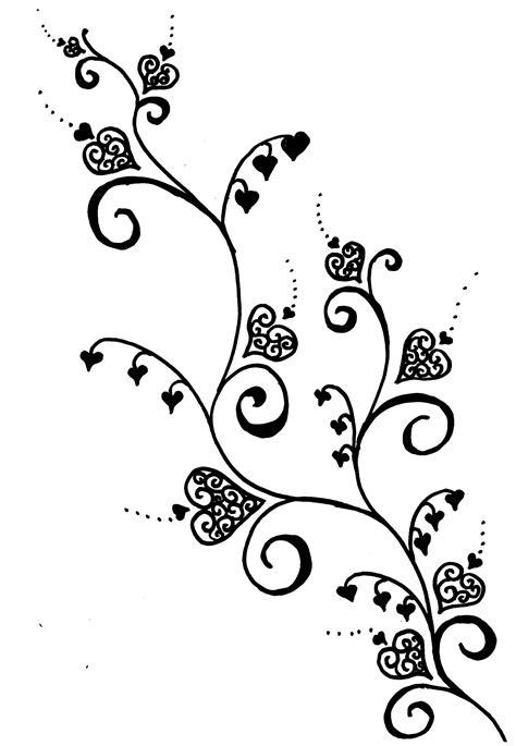 Heart Vine Tattoo Designs   Cool Tattoos - Bonbaden
