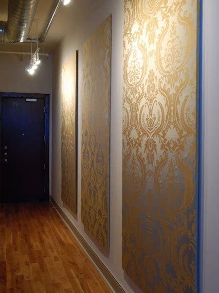 home dzine home decor decorate bare walls  framed