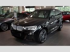 2017 BMW X3 xDrive30d Modell M Sport [BMWview] YouTube