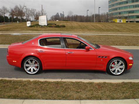 2007 Maserati For Sale by 2007 Maserati Quattroporte 2007maserati Quattroporte For