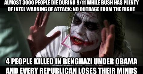 Benghazi Meme - political memes the joker benghazi