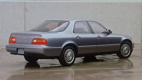 91 Acura Legend Parts by Honda Files Trademark For Legend Nameplate Possibly