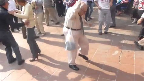 Funny Old Man Dancing Like A Boss YouTube