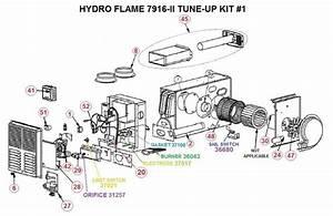 Atwood Furnace Model 7916