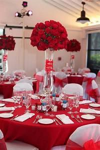 Idee Deco Avec Des Photos : id es de d coration salle de mariage avec des fleurs ~ Zukunftsfamilie.com Idées de Décoration