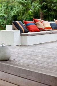 Terrassendielen Reinigen Hausmittel : vergraute holz terrassendielen reinigen und pflegen terrasse ratgeber der boden online ~ Watch28wear.com Haus und Dekorationen