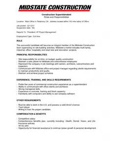 office manager construction resume free resume templates