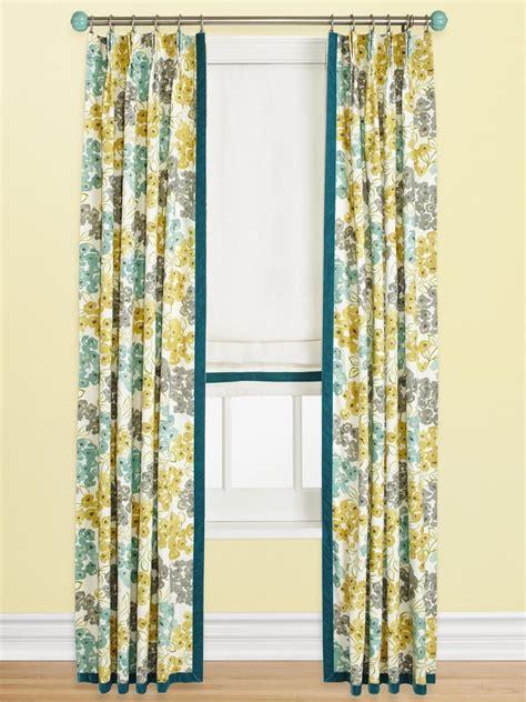 Fabric Window Treatments by 8 Styles Of Custom Window Treatments Hgtv