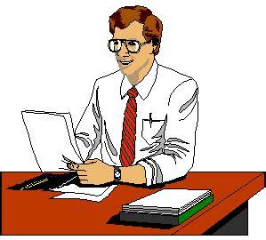 clipart bureau gratuit images cliparts gifs métiers divers bureaux
