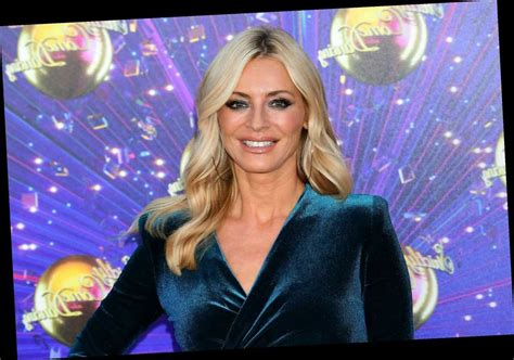 How much does Tess Daly earn presenting Strictly, what was ...