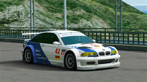 Bmw M3 Gtr Race Car '01 Gran Turismo