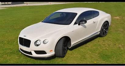 Bentley Continental Gt V8 Gif4