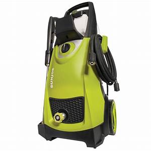 Sun Joe Spx2597 Electric Pressure Washer With Variable