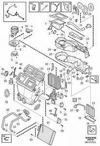 9171544 - Hvac Mode Door Lever Link  Control Mechanism  Temperature  Unit  Climate