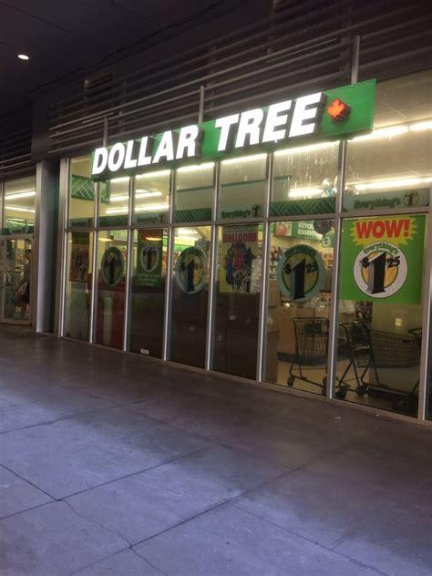 Dollar Tree  Discount Store  800 Carnarvon, New