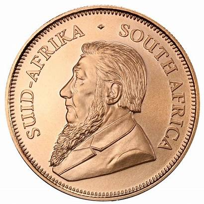 Krugerrand Gold Coin Coins South African Oz