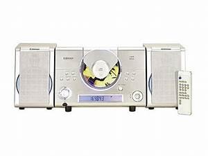 Emerson Cd  Radio Shelf System Es30 Shelf System