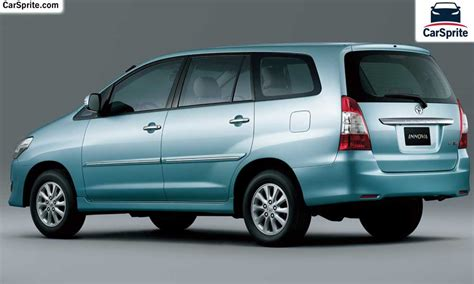 toyota innova  prices  specifications  saudi