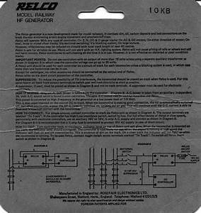 Relco Unit Cct Diagram